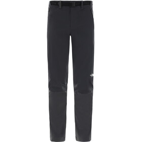 The North Face Speedlight II Pantaloni Uomo, asphalt grey/white